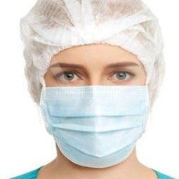 ماسک ۳لا ملت بلون-با گیره بینی (۵۰ عددی)